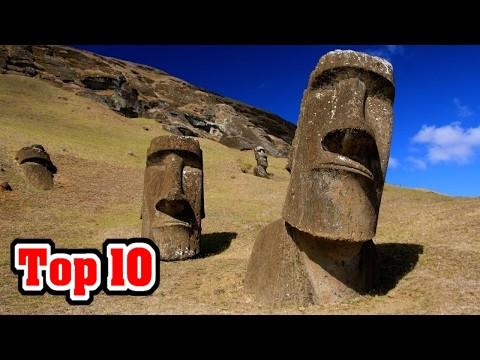 Τα 10 πιο ανεξήγητα αρχαία ευρήματα του κόσμου